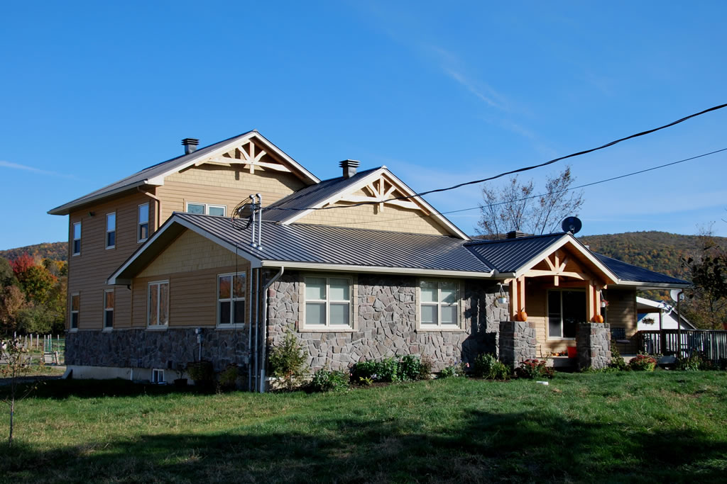 Riversong Design Renovations Timberframe Sustainable